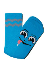 Toy Machine Toy Machine Socks Happy Turtle Crew (Blue)