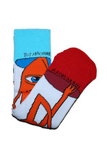 Toy Machine Toy Machine Socks Insecurity Crew (Multi)