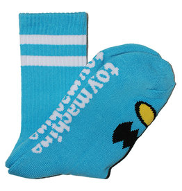 Toy Machine Toy Machine Socks Monster Face Crew (Sky)