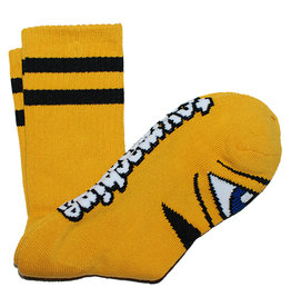 Toy Machine Toy Machine Socks Sect Eye Crew (Mustard)