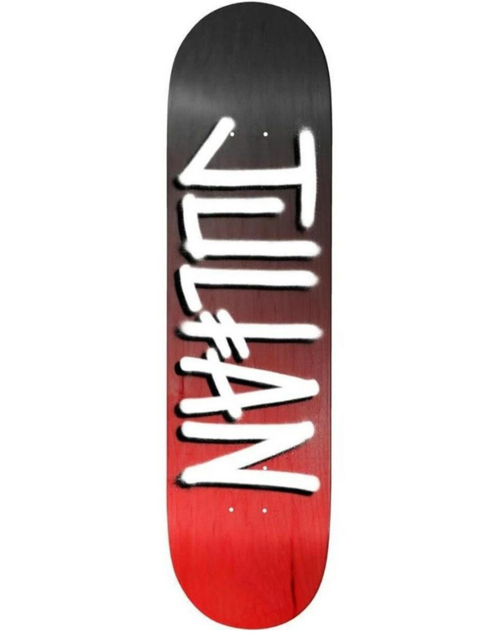 Deathwish Deathwish Deck Julian Davidson Gang Name Black/Red (8.0)