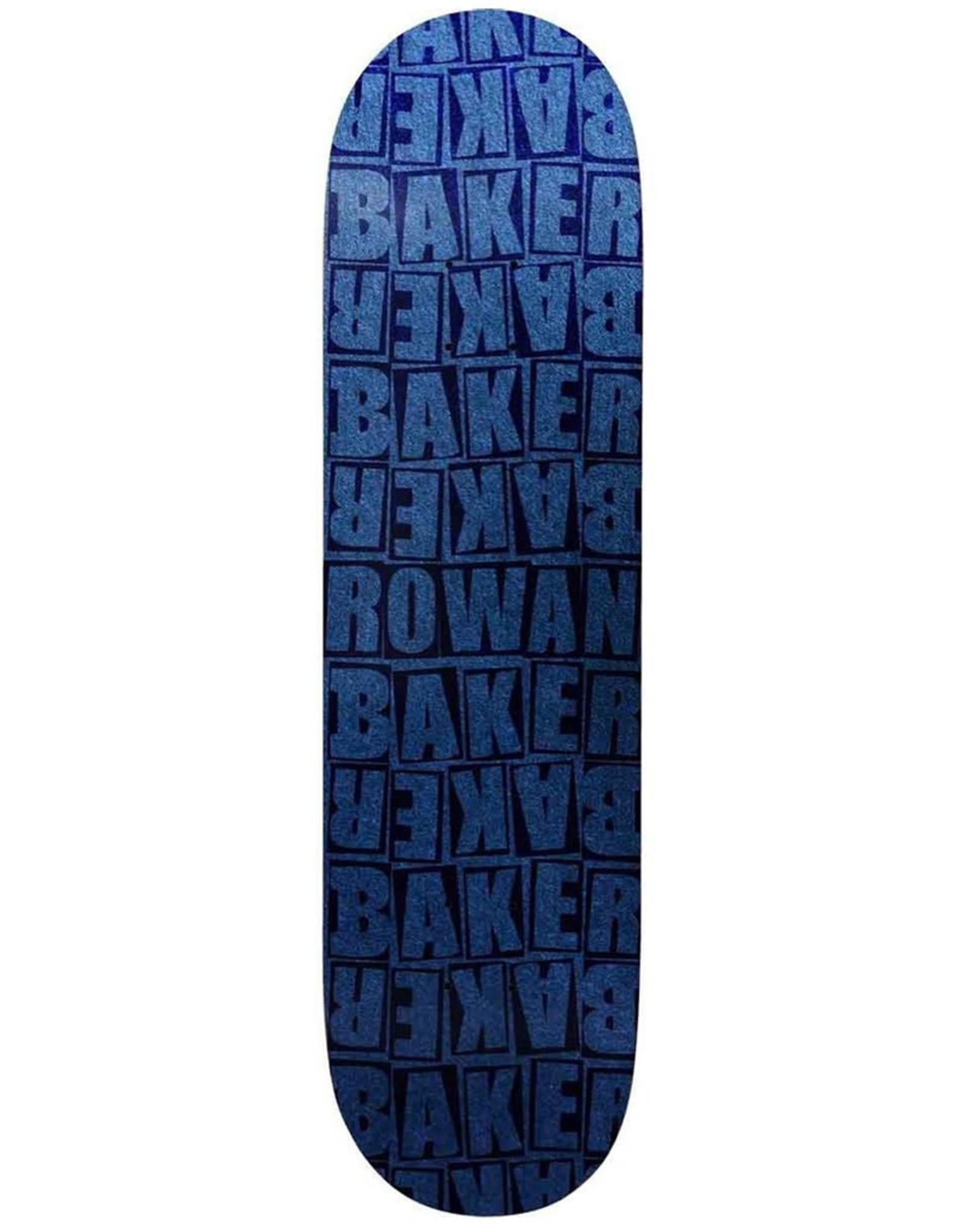 Baker Baker Deck Rowan Zorilla Piled Blue B2 (8.25)
