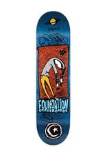 Foundation Foundation Deck Dakota Servold Planet Saturn (8.0)