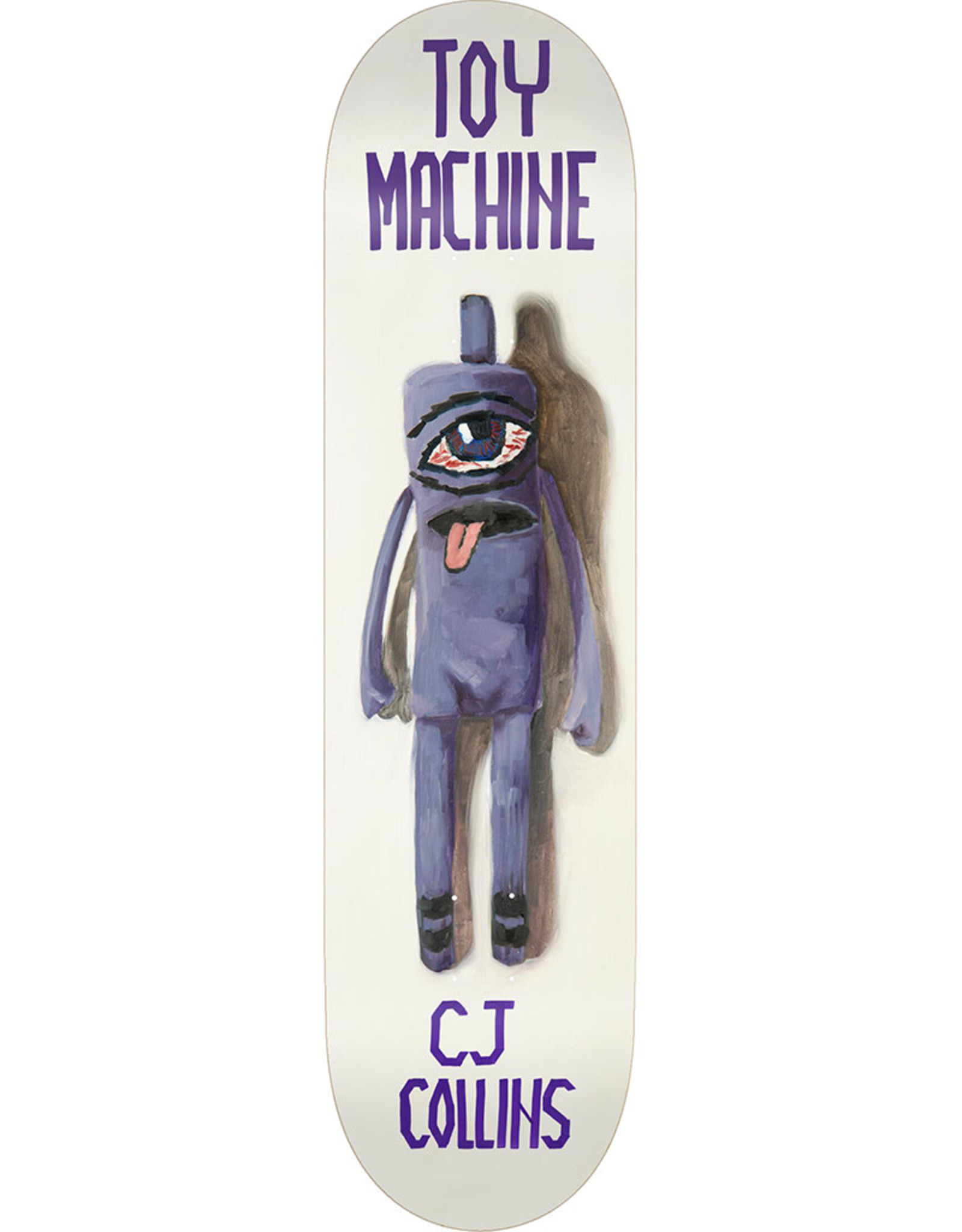 Toy Machine Toy Machine Deck Collins Doll (7.75)