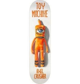 Toy Machine Toy Machine Deck Axel Doll (8.5)