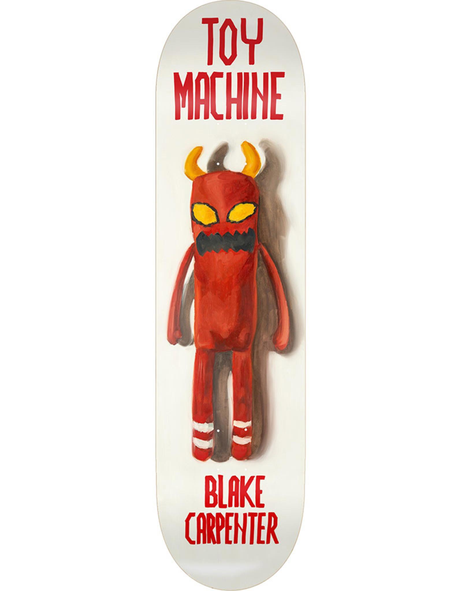 Toy Machine Toy Machine Deck Carpenter Doll (8.38)