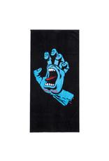 Santa Cruz Santa Cruz Towel Screaming Hand (Black)