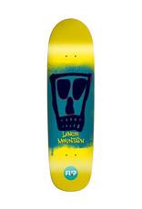 Flip Skateboards Flip Deck Lance Mountain Block Yellow (8.75)