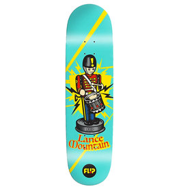 Flip Skateboards Flip Deck Lance Mountain Tin Toy Blue (8.75)