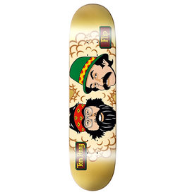 Flip Skateboards Flip Deck Tom Penny  Cheech And Chong's 50th Gold Foil (8.0)