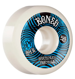 Bones Bones Wheels SPF Ripples P5 Sidecut White (58mm/84b)