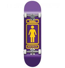 Girl Girl Complete Sean Malto 93 Til Purple/Yellow (7.875)