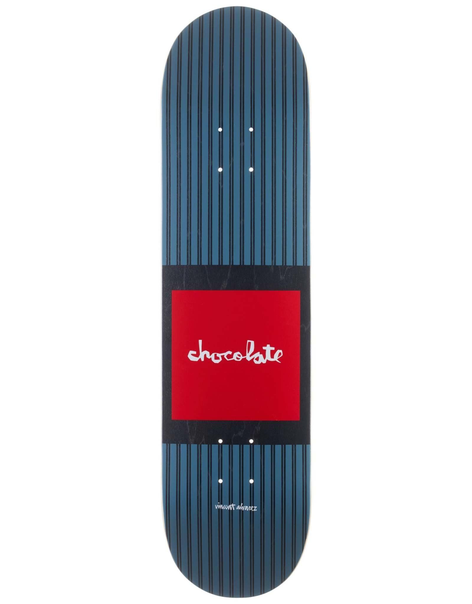 Chocolate Chocolate Deck Vincent Alvarez Pop Secret (8.0)