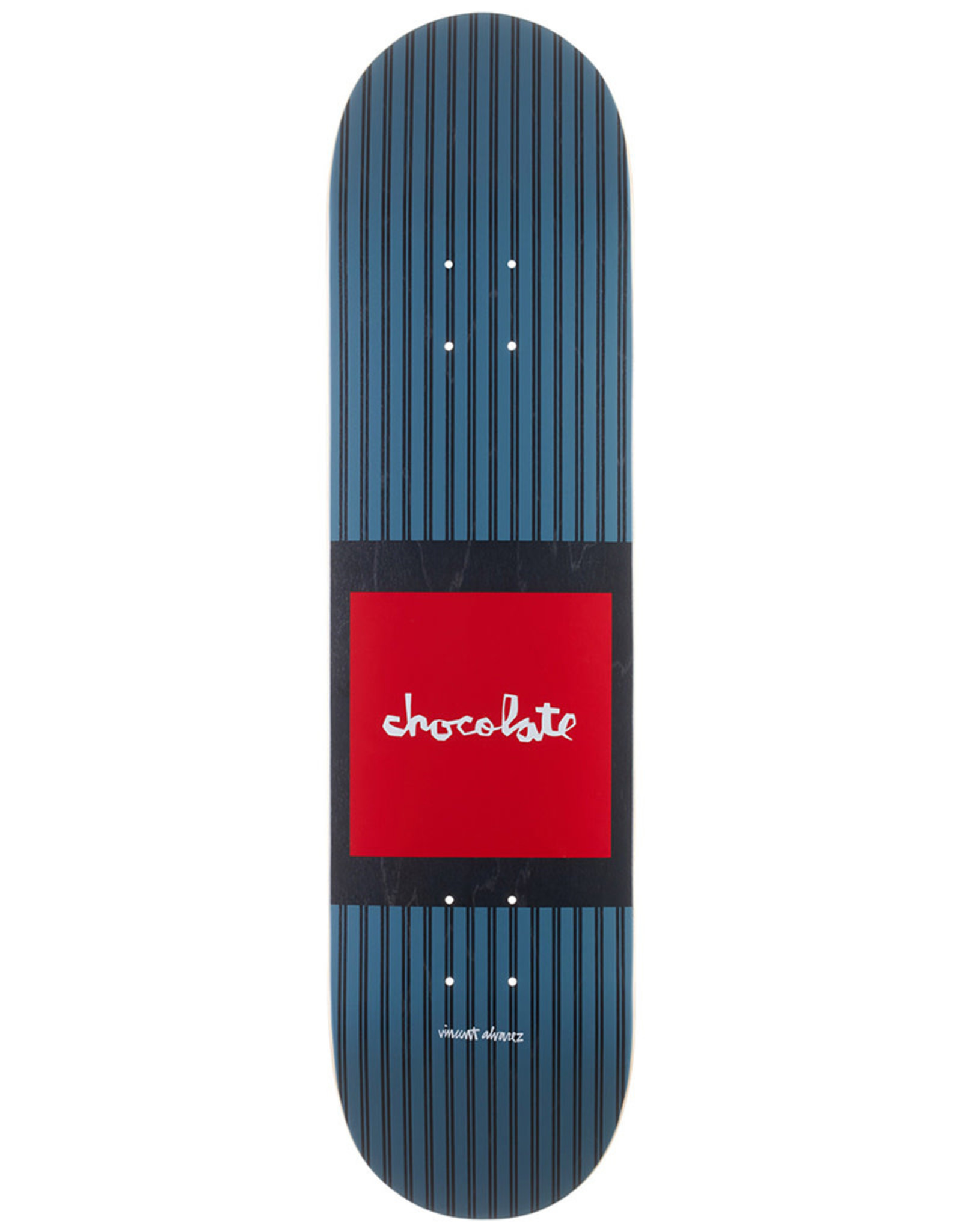 Chocolate Chocolate Deck Vincent Alvarez Pop Secret (8.25)