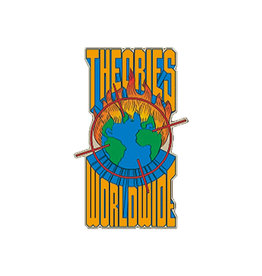 Theories Of Atlantis Theories Sticker Worldwide