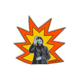 Theories Of Atlantis Theories Sticker Rasputin Bang