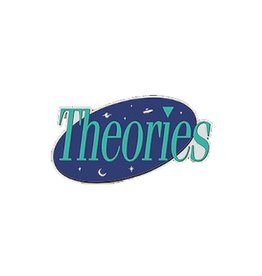 Theories Of Atlantis Theories Sticker Seinfeld
