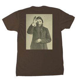 Theories Of Atlantis Theories Tee Rasputin Heavy Duty S/S (Mocha)