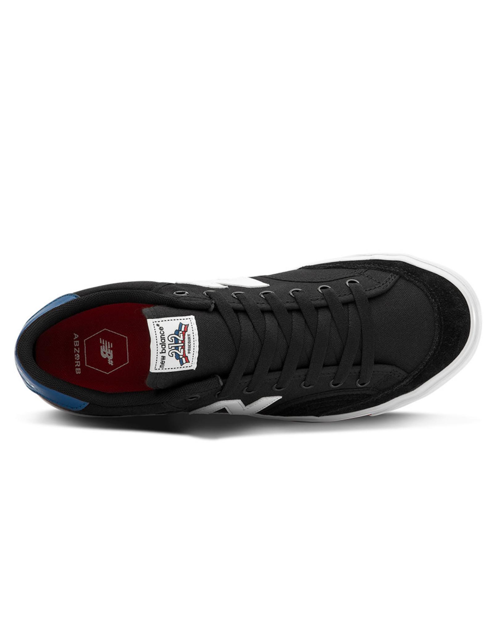 New Balance Numeric New Balance Numeric Shoe 212 Pro Court (Black/USA)