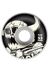 Toy Machine Toy Machine Wheels Dead Monster (53mm/99a)