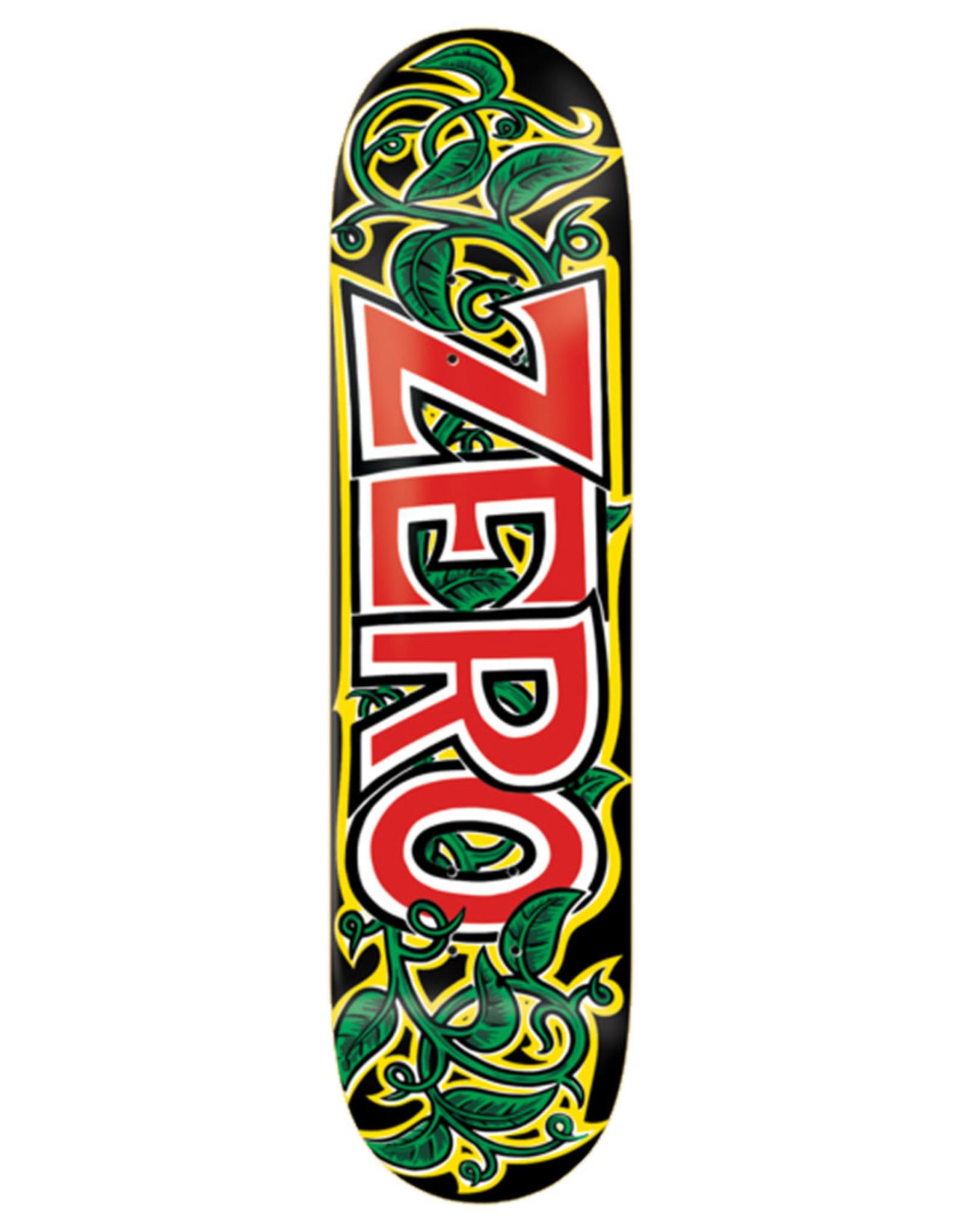Zero Skateboards Zero Deck Team Vines Reissue (8.0)