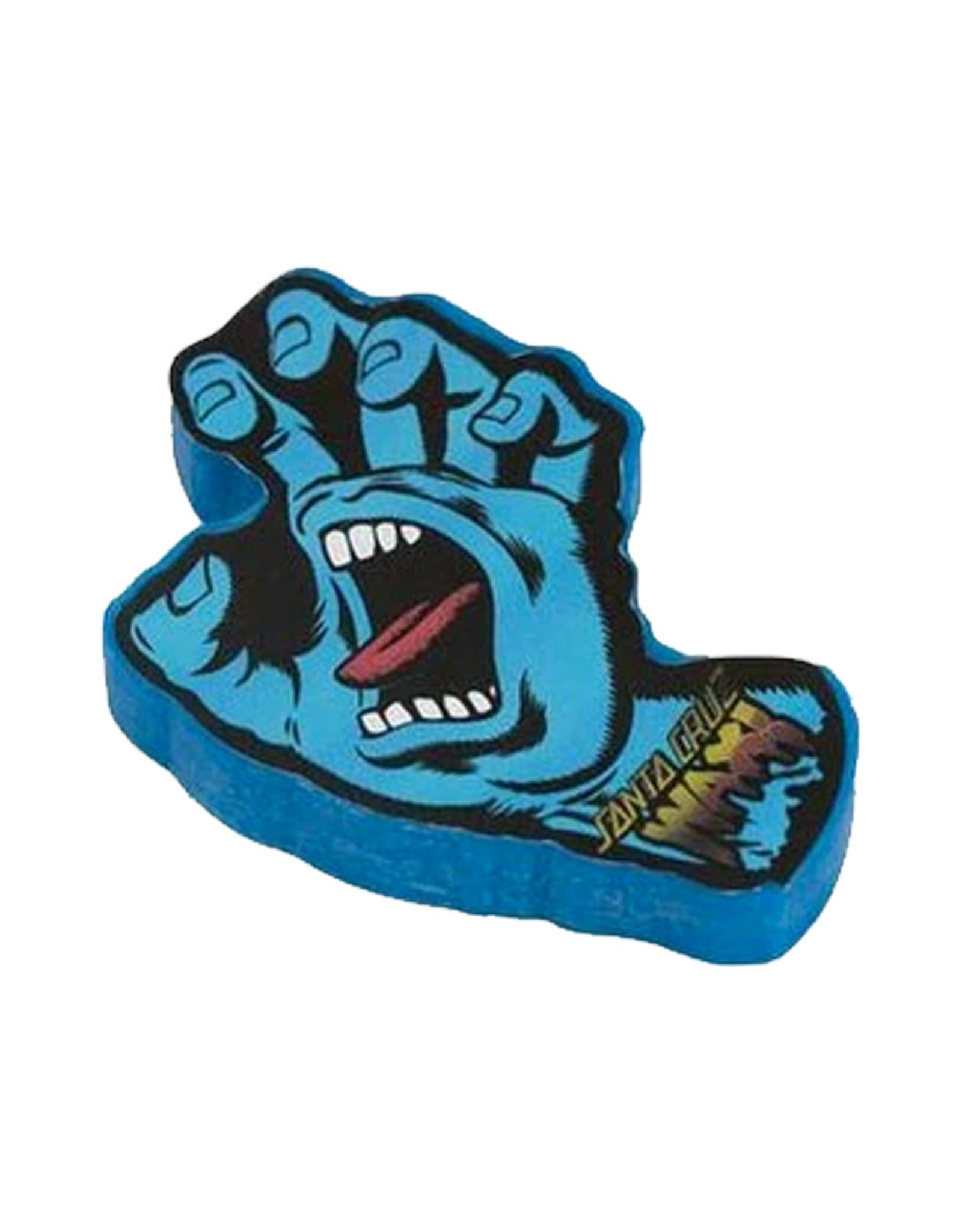 Santa Cruz Santa Cruz Wax Screaming Hand (Blue)