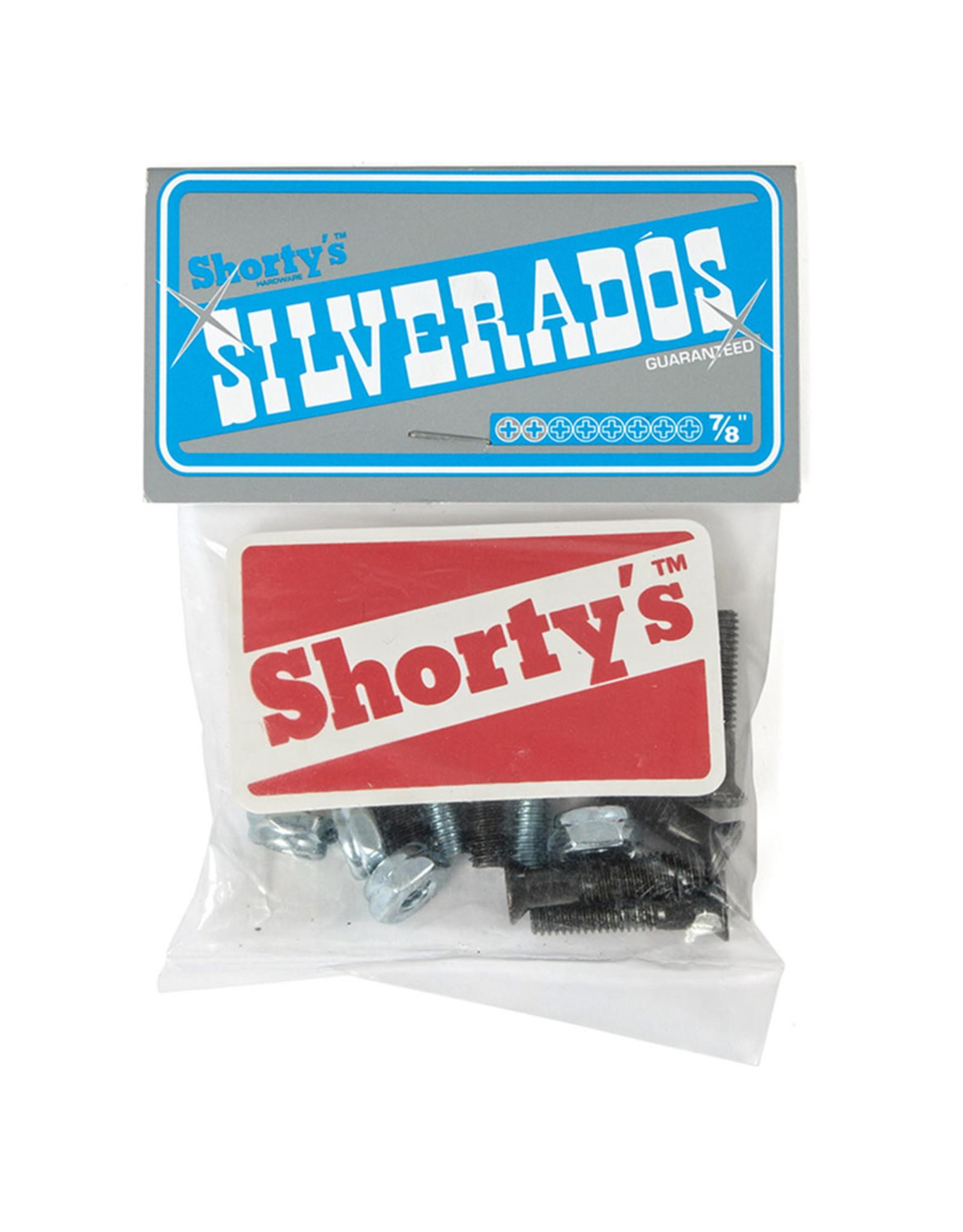 "Shorty's Shortys Silverado Hardware Phillips (7/8"")"