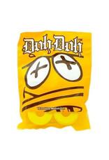 Shorty's Shortys Bushings Doh-Doh Yellow (92a)
