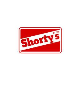 """Shorty's Shortys Sticker OG Classic Red (2.5"""")"""