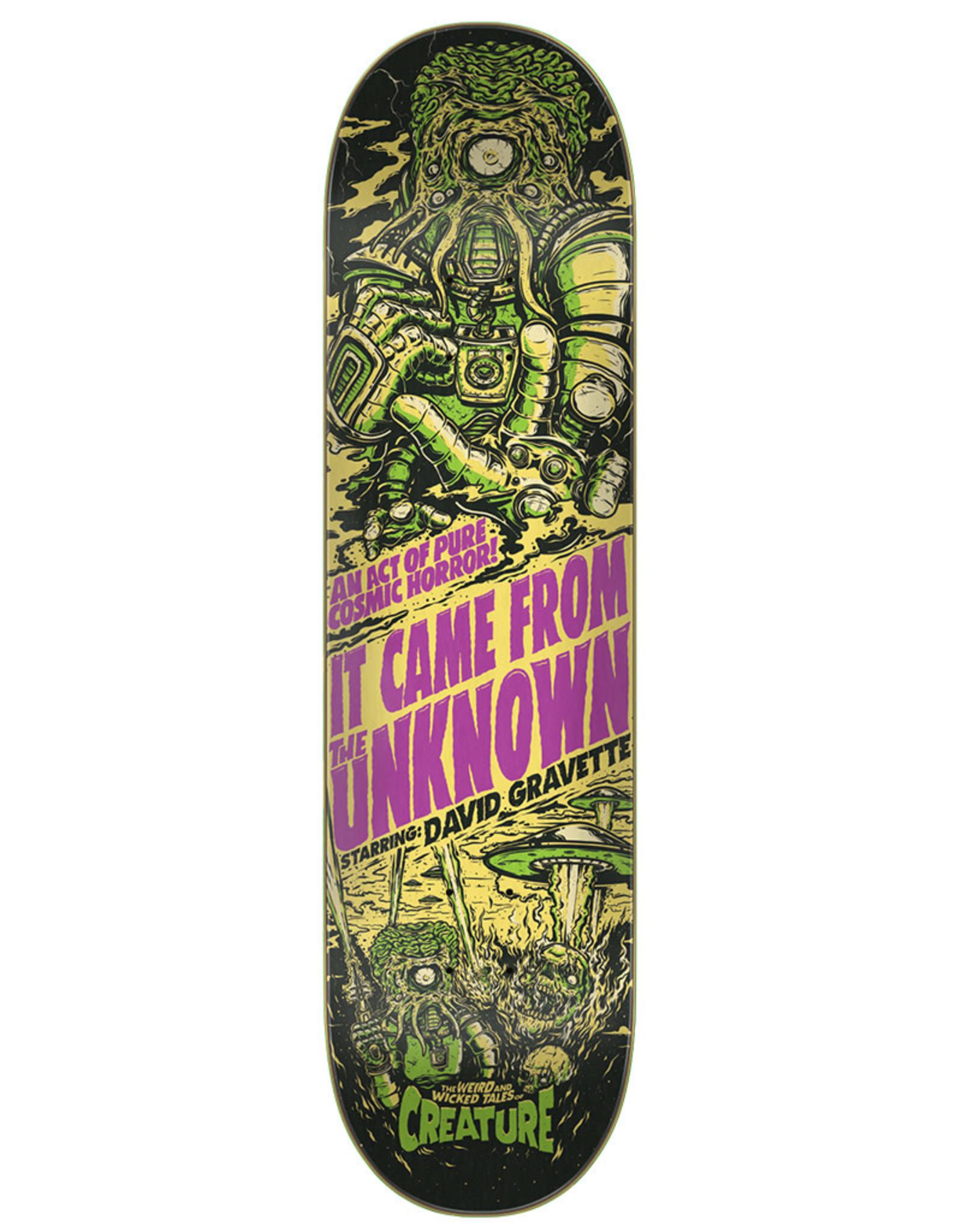 Creature Creature Deck David Gravette Wicked Tales (8.3)