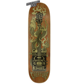 Creature Creature Deck Willis Kimbel Gas Can Flame (9.0)