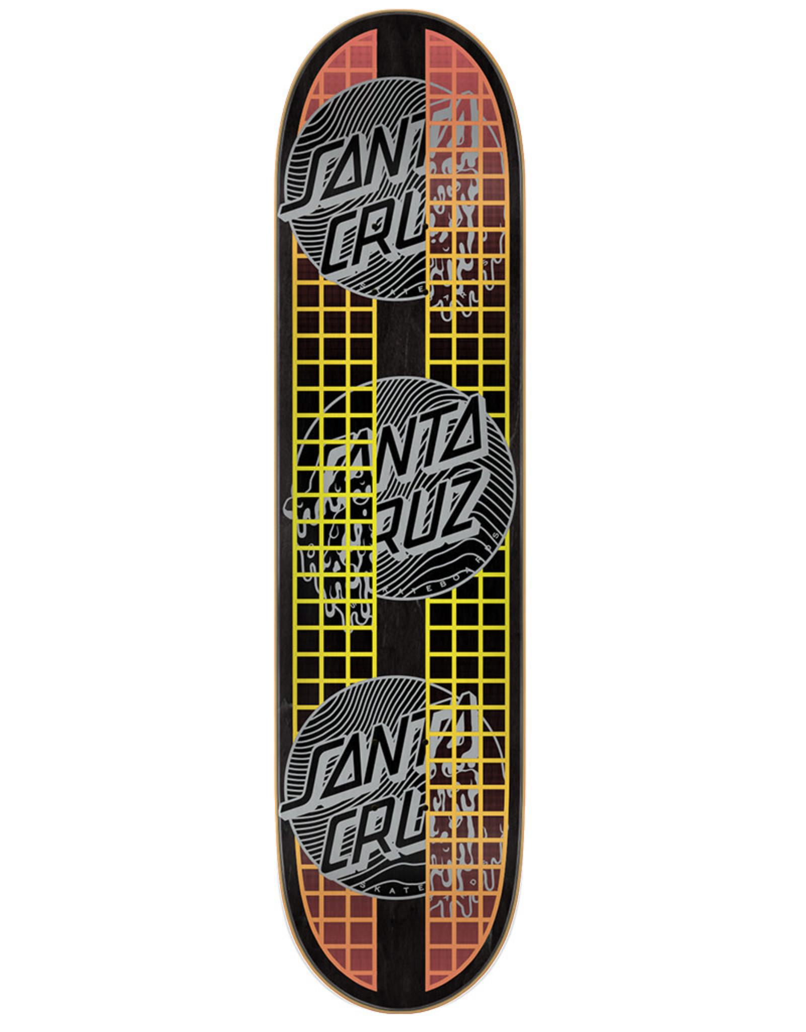 Santa Cruz Santa Cruz Deck Team Transcend Dots VX (7.75)