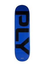 Quasi Skateboards Quasi Deck Team Ply Blue (8.625)