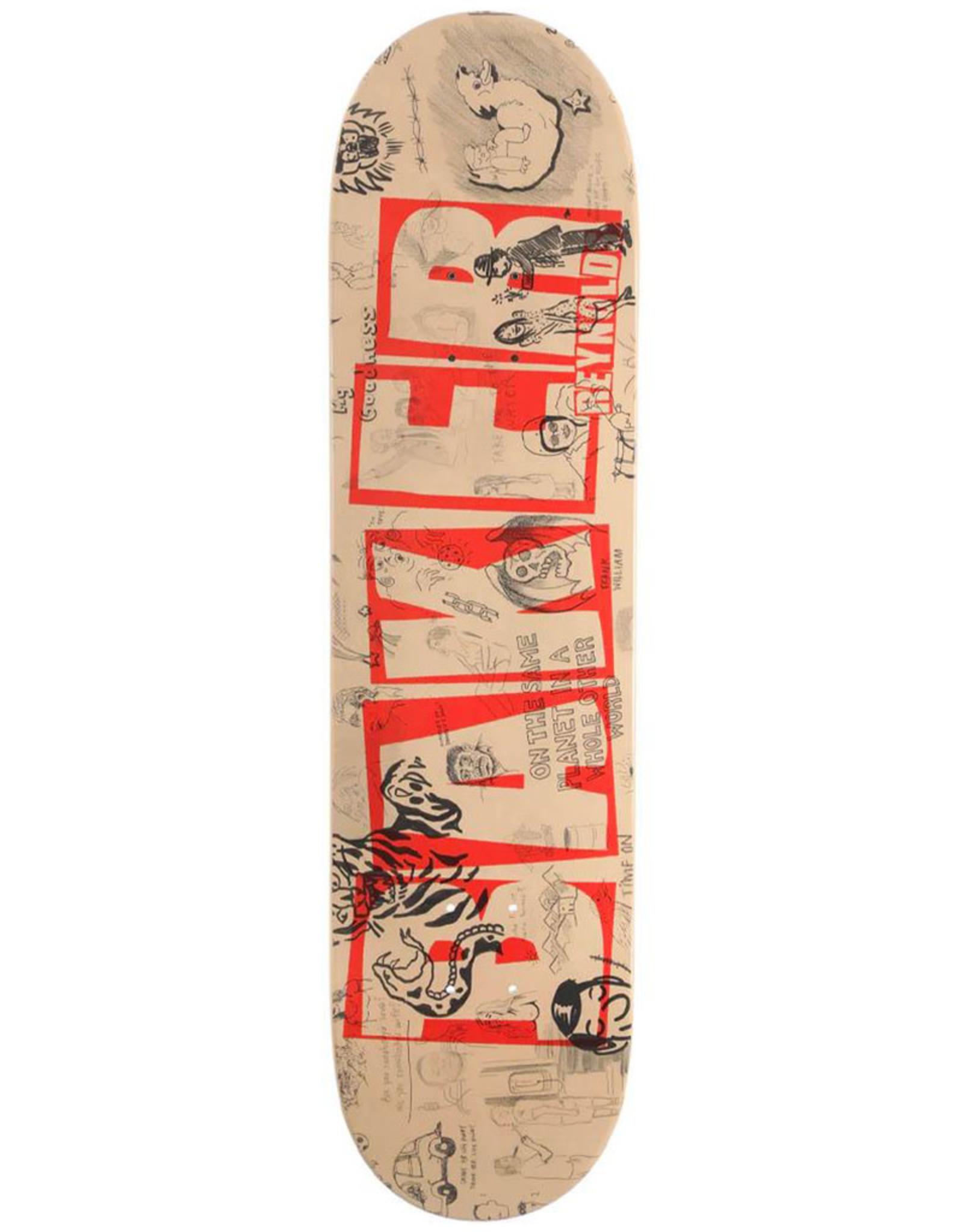 Baker Baker Deck Andrew Reynolds Doodles (8.0)