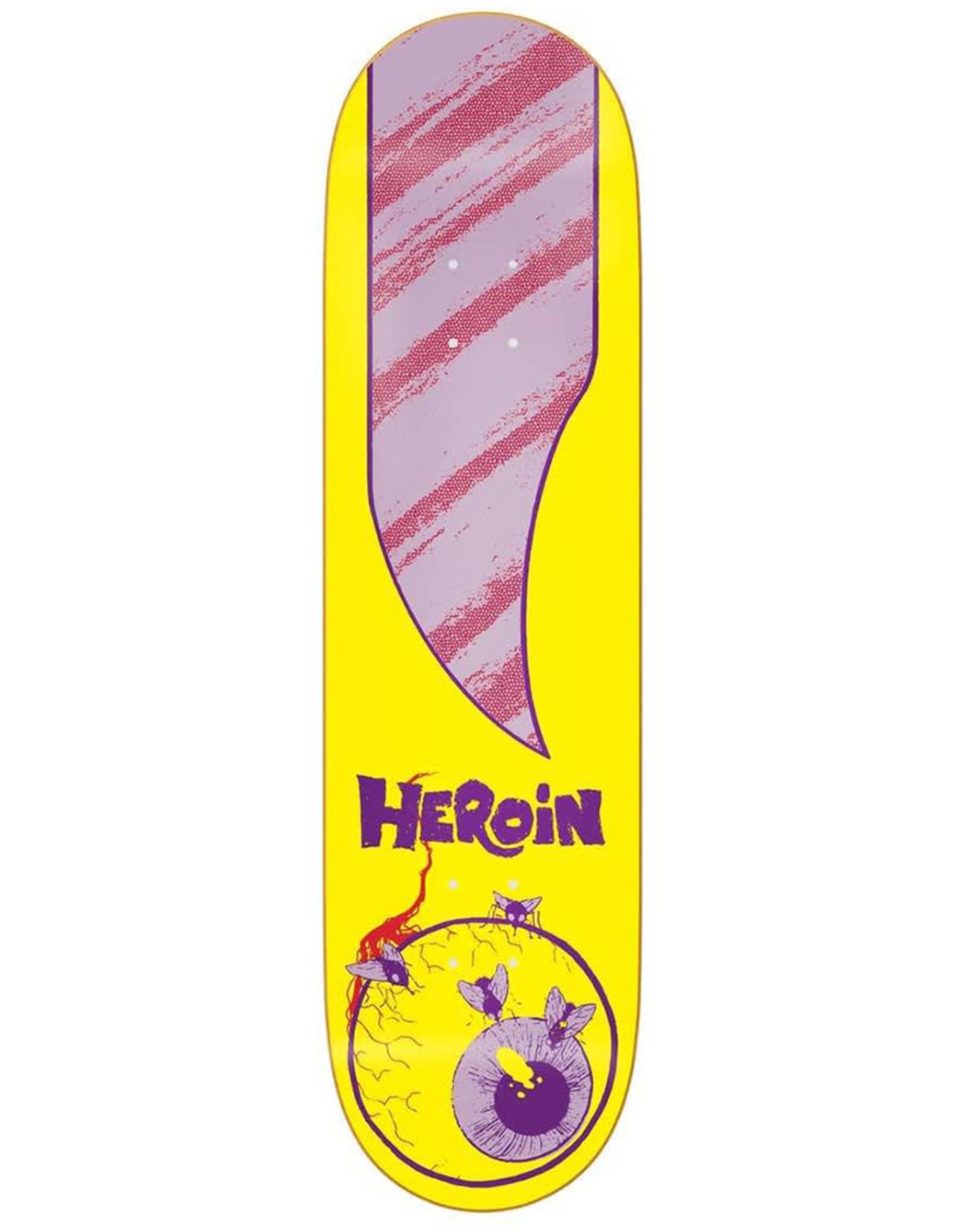 Heroin Heroin Deck Team Giallo (8.625)