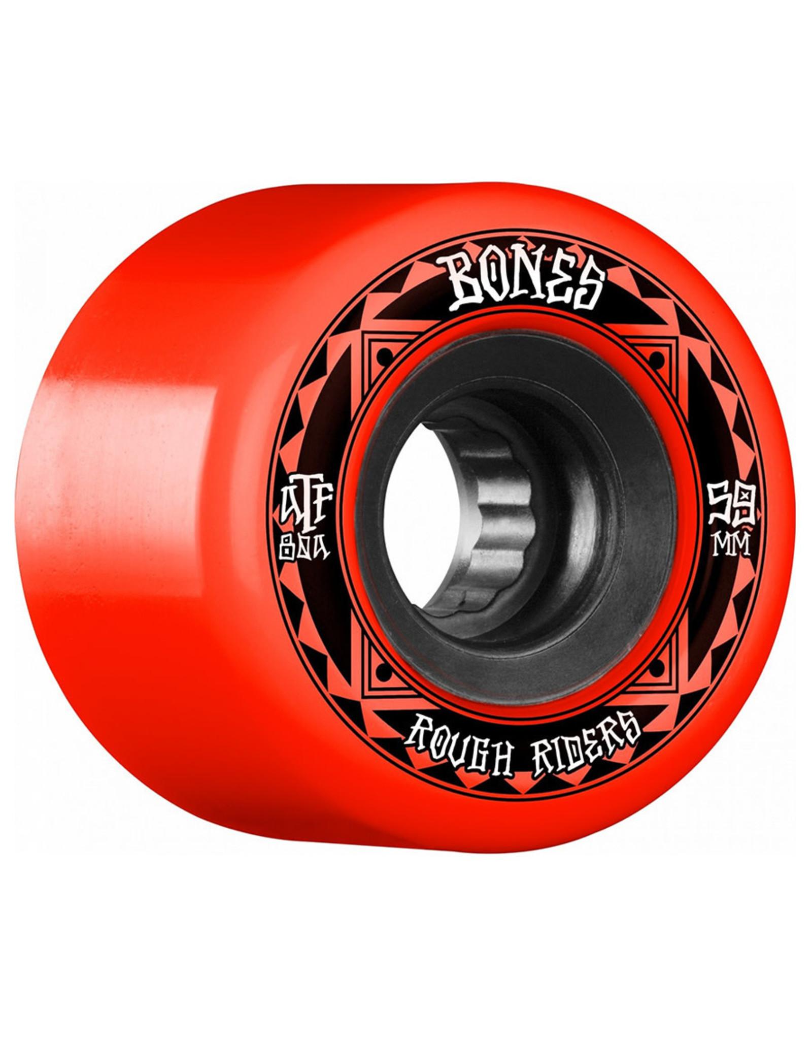 Bones Bones Wheels ATF Rough Riders Runners Red (59mm/80a)