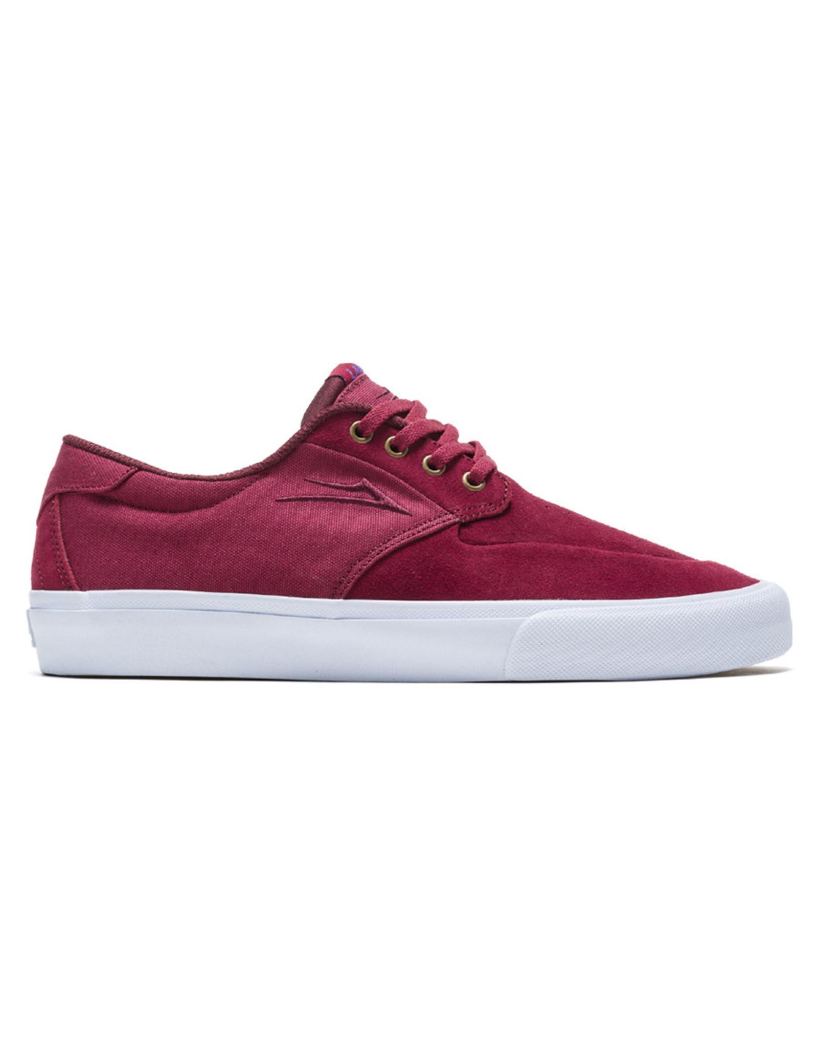 Lakai Shoes Lakai Shoe Riley III (Cardinal Suede)