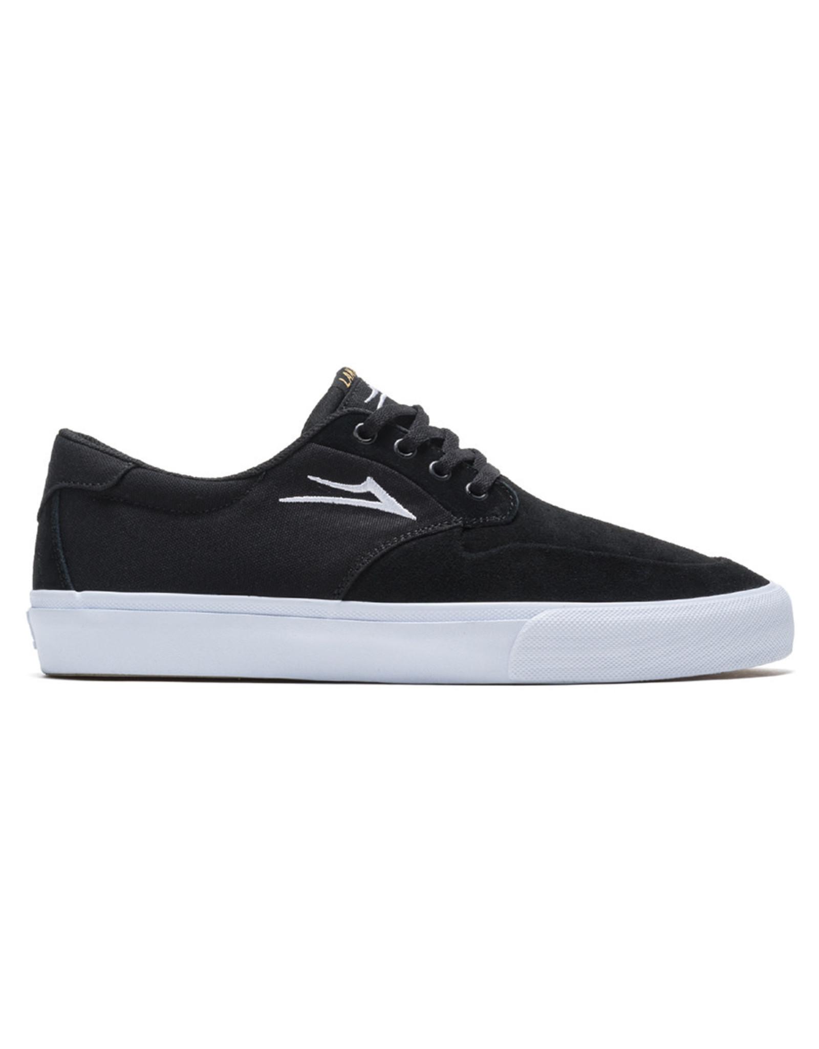 Lakai Shoes Lakai Shoe Riley III (Black Suede)