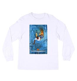 Quasi Skateboards Quasi Tee Game 7 L/S (White)