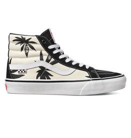 Vans Vans Shoe Skate Sk8-Hi Reissue Grosso '88 (Black/White Palm)