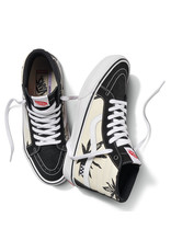 Vans Vans Shoe Skate Sk8-Hi Reissue Grosso '88 (Black/White Palm)