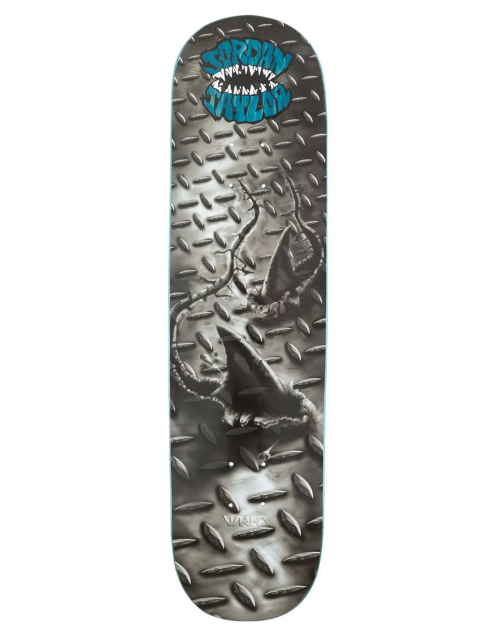 Wknd Skateboards Wknd Deck Jordan Taylor Street Shark (8.25)