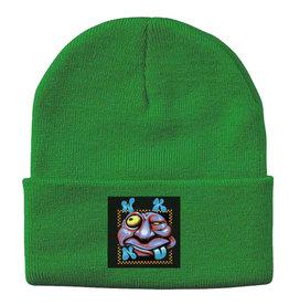Wknd Skateboards Wknd Beanie Zooted Cuff (Green)