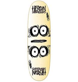 Heroin Heroin Deck Team Symmetrical Egg (9.0)