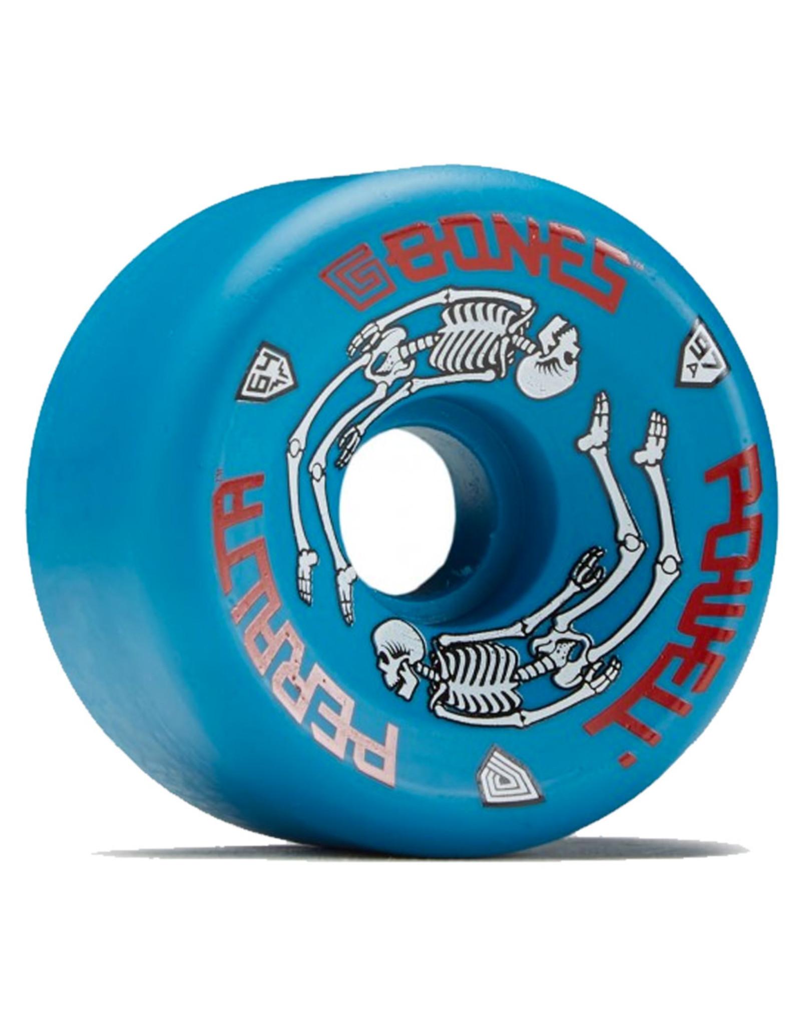 Powell Peralta Powell Peralta Wheels G Bones Blue (64mm/97a)