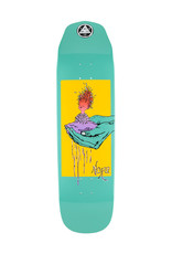 Welcome Welcome Deck Nora Vasconcellos Soil On Wicked Queen Teal Dip (8.6)
