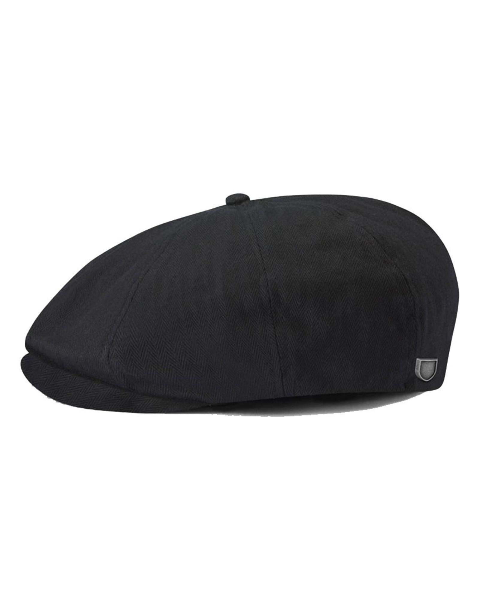 Brixton Brixton Hat Brood (Black)