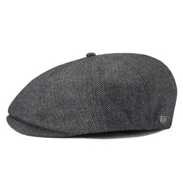 Brixton Brixton Hat Brood (Grey/Black)
