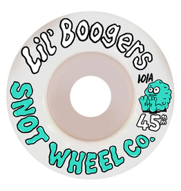 Snot Snot Wheels Team Little Boogers White (45mm/101a)