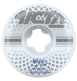 Ricta Wheels Ricta Wheels Jereme Knibbs Reflective Naturals Wide White (53mm/99a)